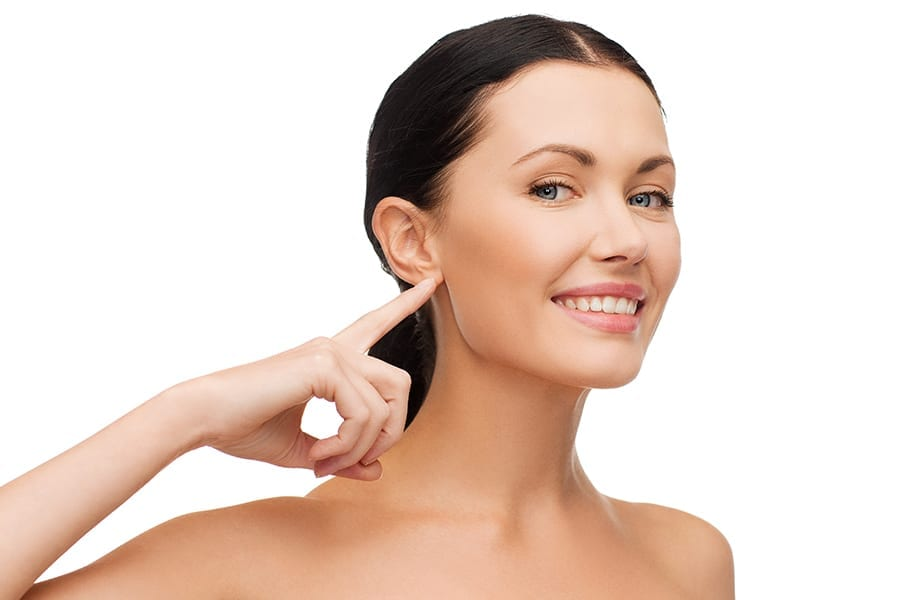 ear re-shaping procedure: otoplasty