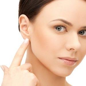ear re-shaping
